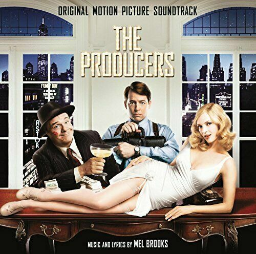 Soundtrack - The Producers 2005 Movie Soundtrack GOOD USED COPY - $7.99