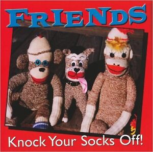 NEW BOOK - Friends: Knock Your Socks Off!