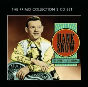 Hank Snow - Essential Recordings [New CD] UK - Import