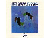 Saxophone / flute / clarinet player required for Latin Jazz Samba Bossa Nova