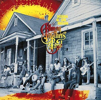 NEW CD Album Allman Brothers Band Shades of Two Worlds (Mini LP...