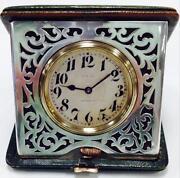 Antique Travel Clock