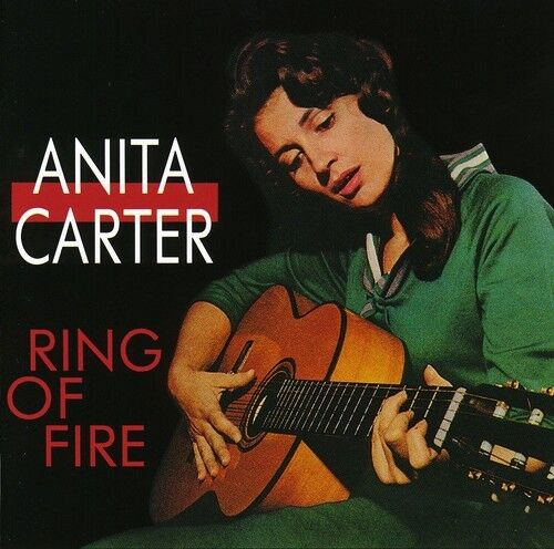 Anita Carter - Ring of Fire [New CD]