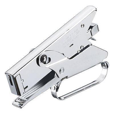 Arrow Fastener P22 Heavy Duty Plier Type Stapler Gun 40-sheet Chrome Finish New