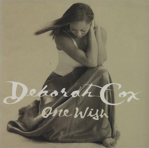 Deborah Cox - One Wish - audio cassette tape