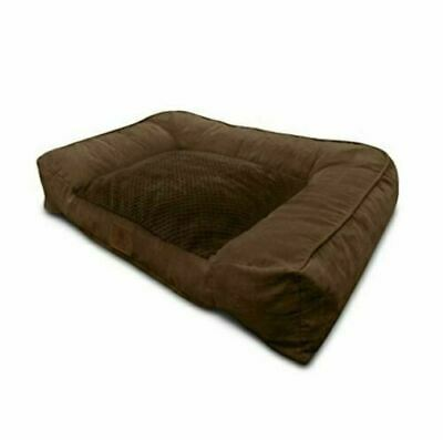 Extra Large Dog Bed Ultra Plush With Memory Foam And Orthopedic Durable Jumbo