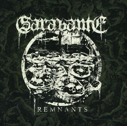 Sarabante - Remnants [New CD]
