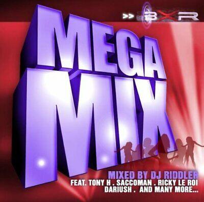 DJ Riddler (S. Kirchhof) Megamix-BXR-Best of trance (2005)