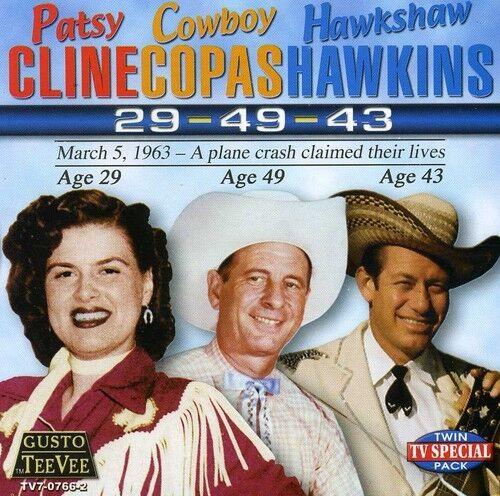 Patsy Cline - 29-49-43 [New CD]