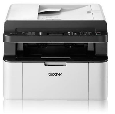 Brother MFC-1910W All-in-One Mono Laser Printer Print / Copy / Scan / Fax 200dp