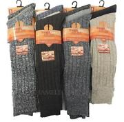 Mens Extra Long Socks
