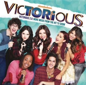 Victorious 2.0: More Music from the Hit TV Show -  (EP) [CD]