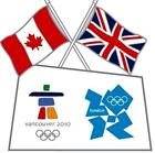 Vancouver 2010 Olympic Pin