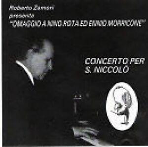 OMAGGIO A NINO ROTA ED ENNIO MORRICONE: (CD New)