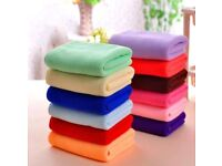 Cheaper Large Microfibre Beach Bath Towel Sports Travel Camping Gym Lightweigh