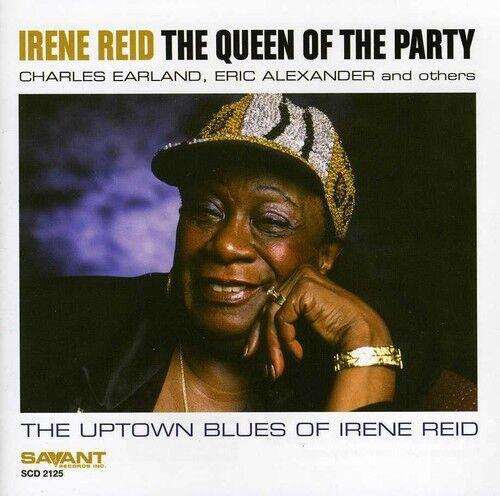 Irene Reid - Queen of the Party [New CD]