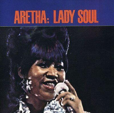 Aretha Franklin   Lady Soul  New Cd