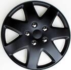 16 Wheel Cover Black