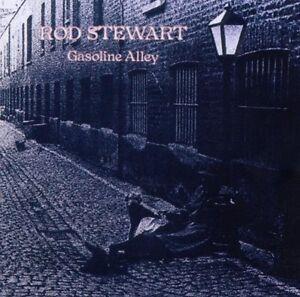 ROD STEWART - GASOLINE ALLEY: REMASTERED CD ALBUM (1998)