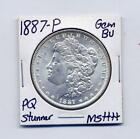 1887 P Morgan Dollar
