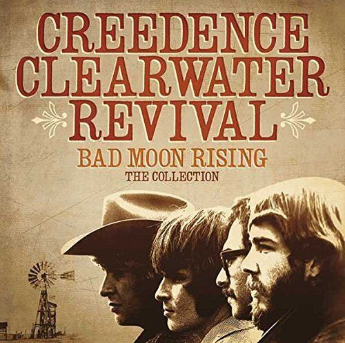 CREEDENCE CLEARWATER REVIVAL -  Bad Moon Rising: The Collection UNIVERSAL CD OVP