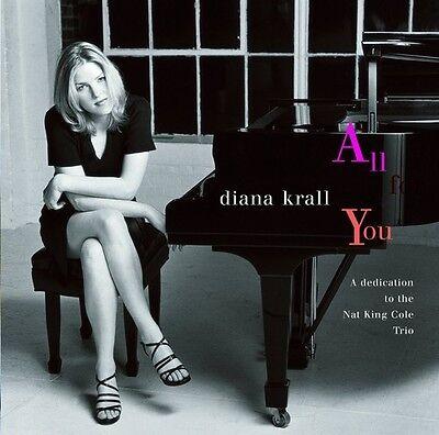 Diana Krall   All For You  New Vinyl  180 Gram