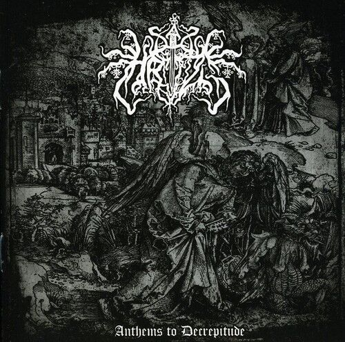 Hrizg - Anthems to Decrepitude [New CD]