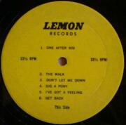 Beatles Get Back LP