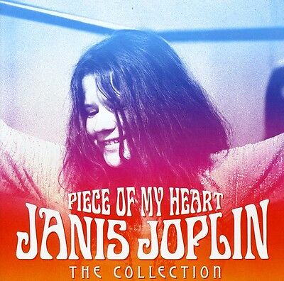 Janis Joplin  Big Brother   The Holding Company   Piece Of My Heart  New Cd