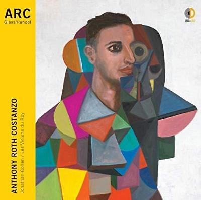 ARC - Anthony Roth Costanzo Jonathan Cohen Les Violons Du Roy (NEW CD)