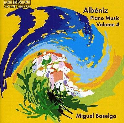 Miguel Baselga   Piano Music 4  New Cd