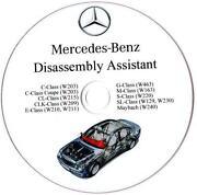 Mercedes Workshop Manual