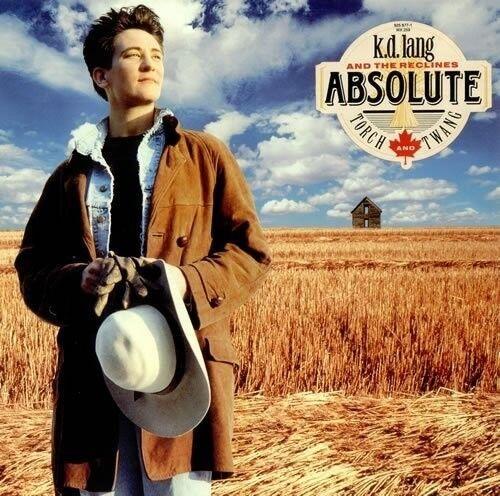 "k.d. lang - Absolute Torch And Twang [New Vinyl] With Bonus 7"""