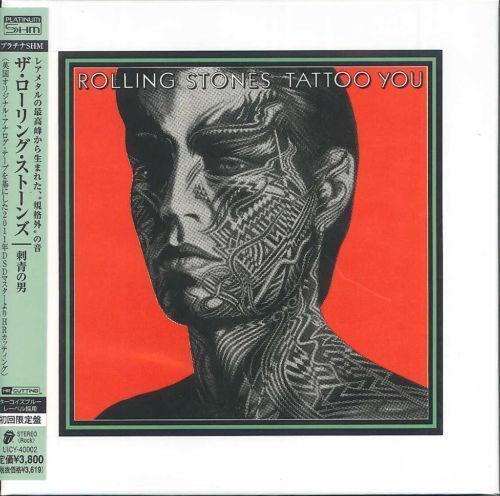 Rolling Stones Tattoo You CD   eBay