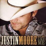 Justin Moore CD