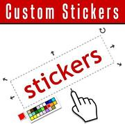 Custom Name Stickers