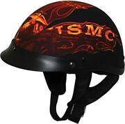 USMC Motorcycle Helmet