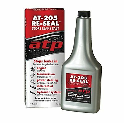 ATP AT-205 Re-Seal Stops Leaks, 8 Ounce Bottle, New, Free Shipping