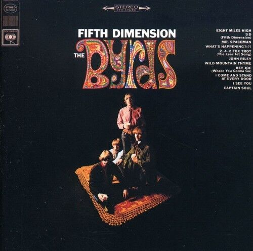 The Byrds - Fifth Dimension [New CD]