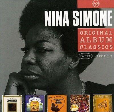 Nina Simone - Original Album Classics [New CD] France - Import