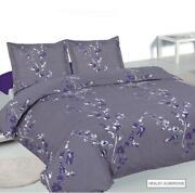 Aubergine Bedding