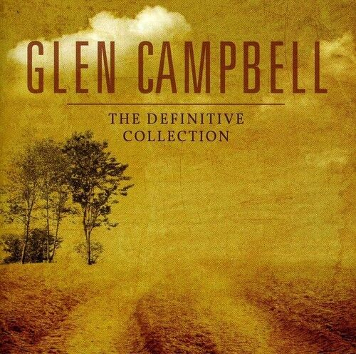 Glen Campbell, Glenn - Definitive Collection [new Cd]