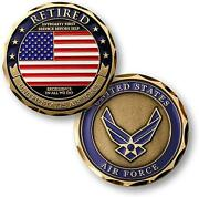 USAF Challenge Coin