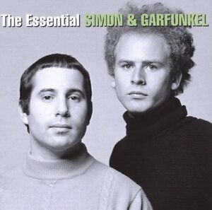SIMON AND GARFUNKEL ESSENTIAL 2 CD NEW