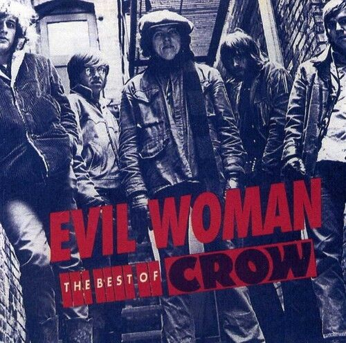 Crow - Best Of Crow/evil Woman [new Cd]