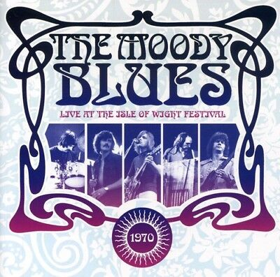 The Moody Blues - Live at the Isle of Wight Festival 1970 [New
