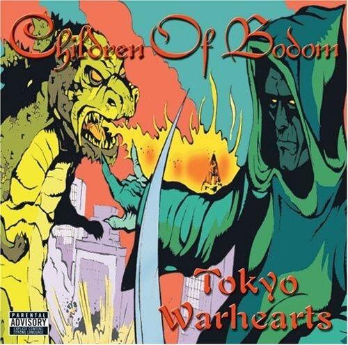 Children of Bodom - Tokyo Warhearts Live [New CD]