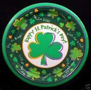 St Patricks Day Plates