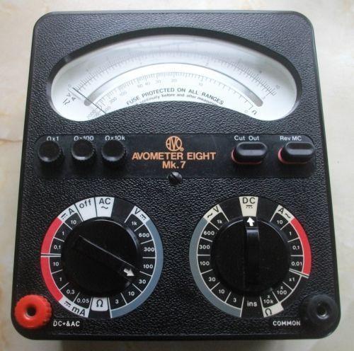 Ebay Co Uk Search: Avometer 8: Meters