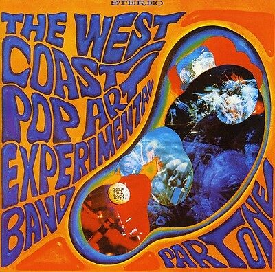 (The West Coast Pop Art Experimental Band - Part One [New CD])